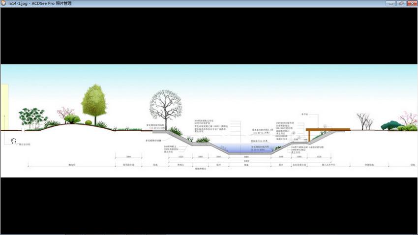 园林景观施工图绘制-天正2012实战案例精解