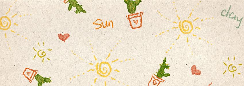园林平面植物绘画
