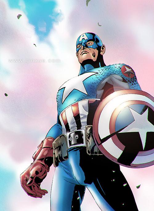 第十四:美国队长